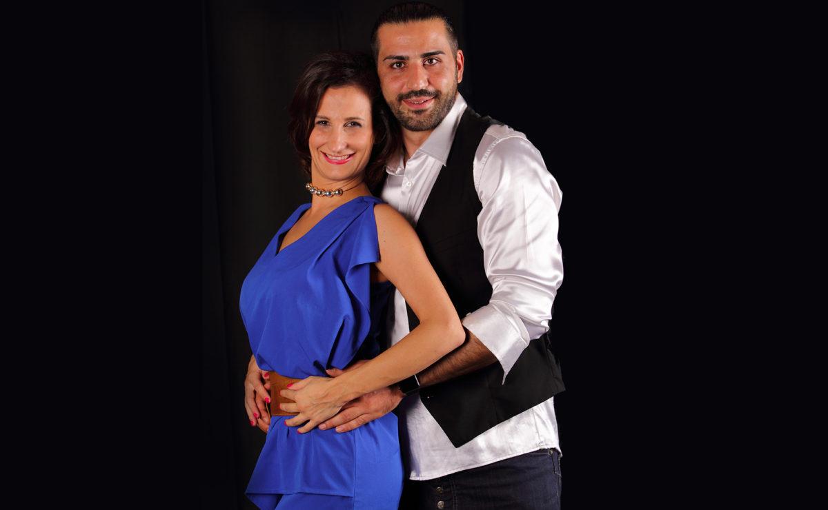 Alessandro Fiorito e Mariasilvia Cataldo