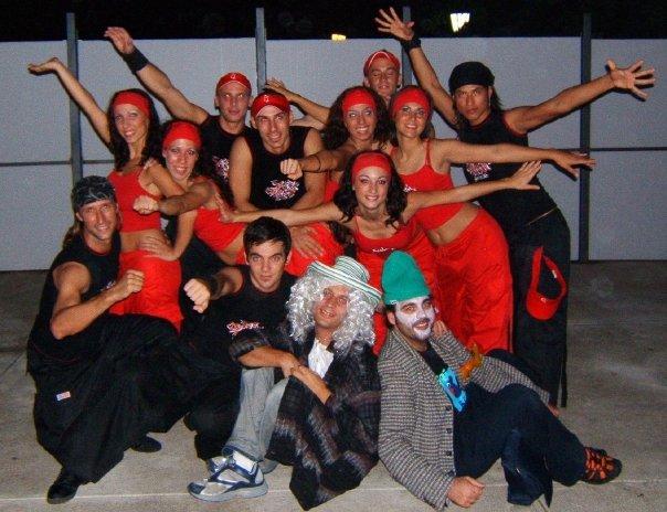 Dance Company Salsadiferente - 2005-06 Avanti un altro