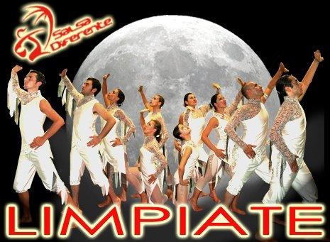 Dance Company Salsadiferente - 2008-09 Limpiate