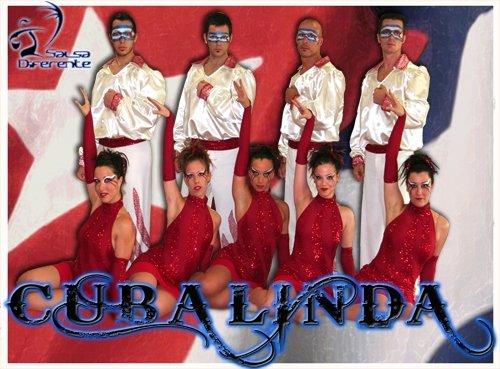 Dance Company Salsadiferente - 2009-10 Cuba Linda