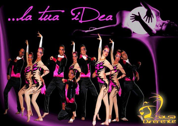 Dance Company Salsadiferente - 2011-12 La tua idea