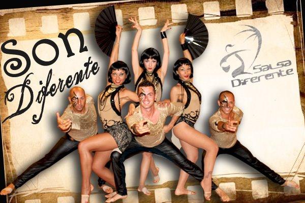 Dance Company Salsadiferente - 2012-13 Son Diferente