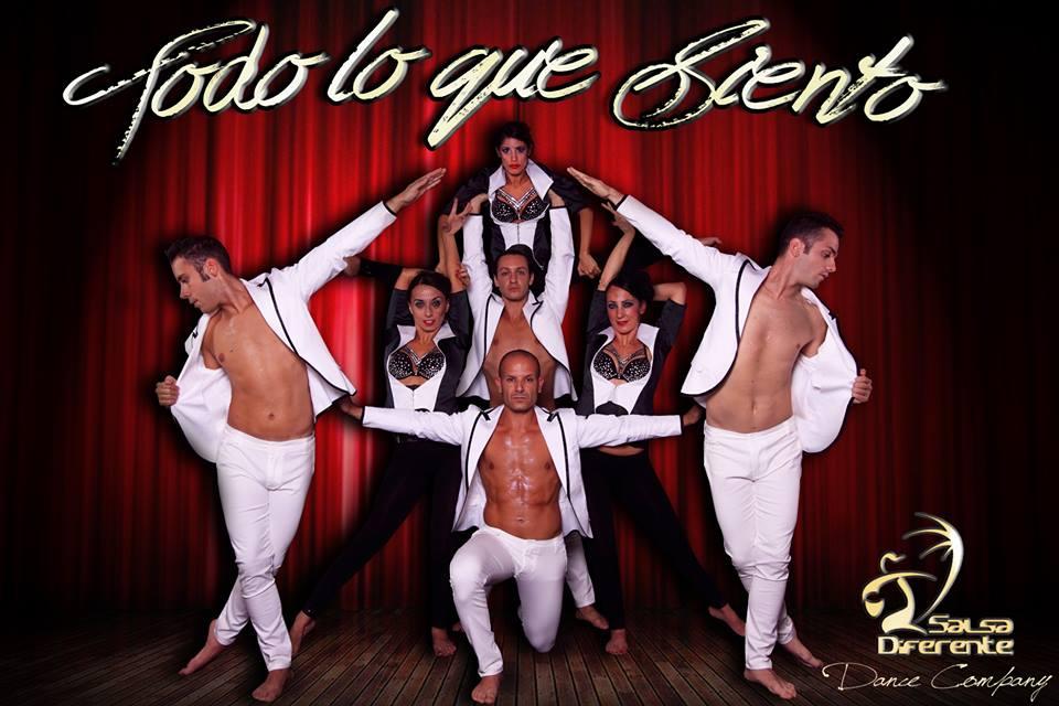 Dance Company Salsadiferente - 2013-14 Todo lo que siento