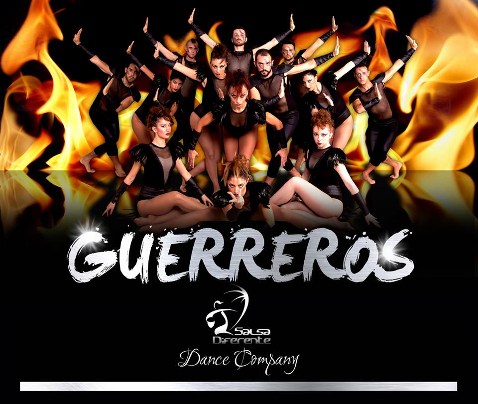 Dance Company Salsadiferente - 2014-15 Guerreros