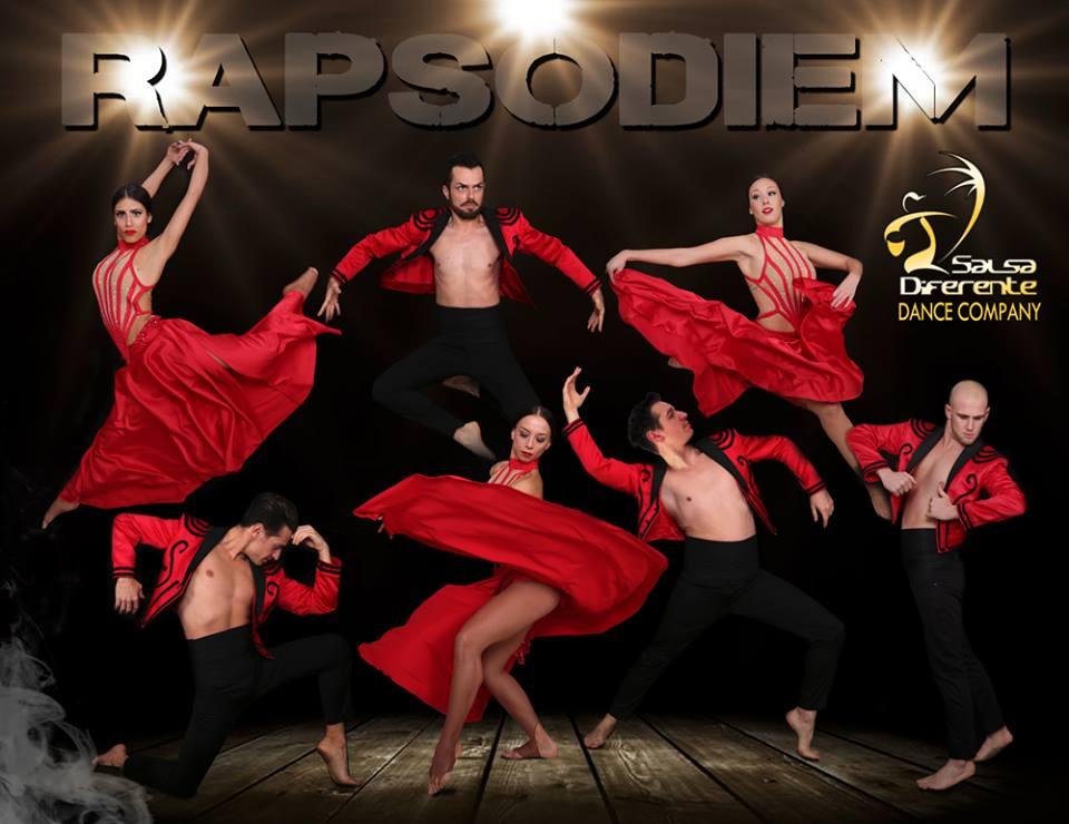 Dance Company Salsadiferente - 2015-16 Rapsodiem
