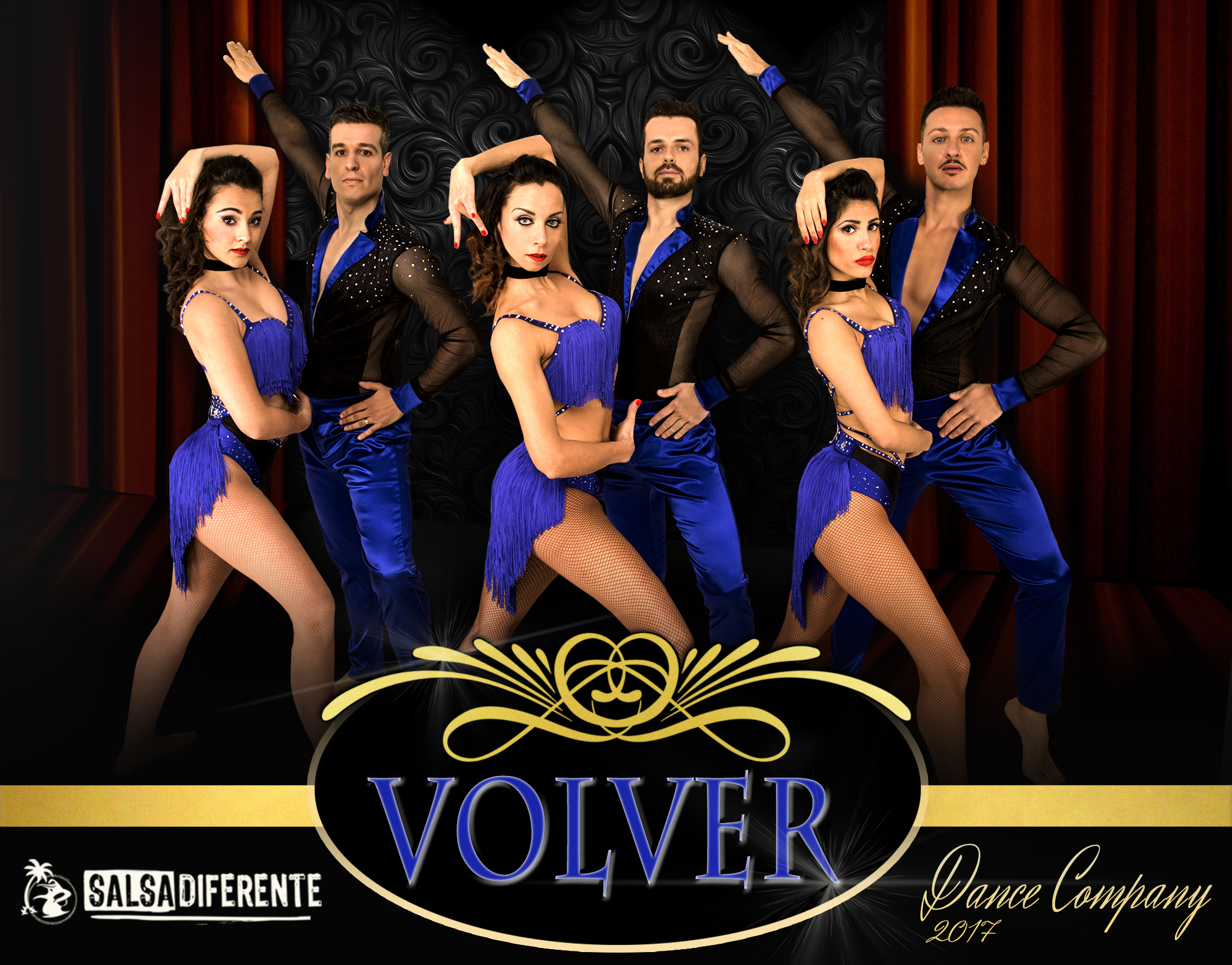 volver dance company salsadiferente