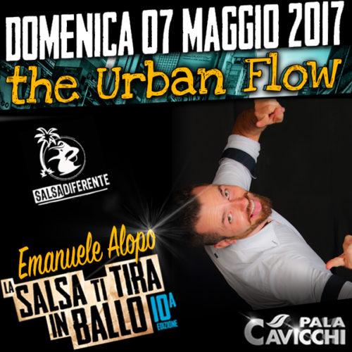 Emanuele Alopo - LA SALSA TI TIRA IN BALLO 2017