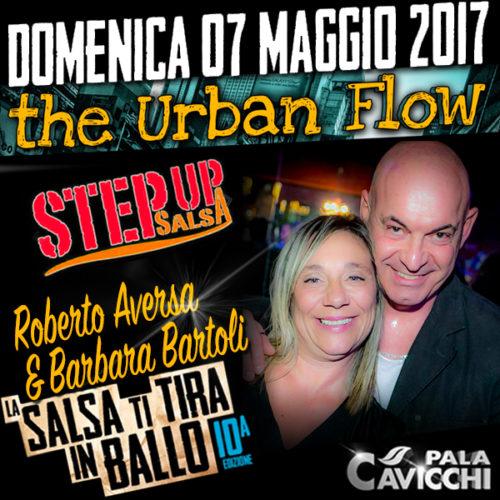Roberto Aversa e Barbara Bartoli - LA SALSA TI TIRA IN BALLO 2017