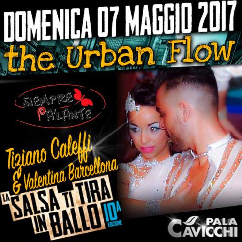 Tiziano Caleffi e Valentina Barcellona - LA SALSA TI TIRA IN BALLO 2017