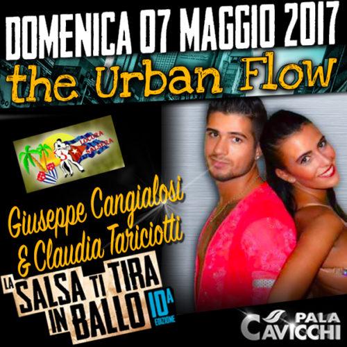 Giuseppe Calngialosi e Claudia Tariciotti - LA SALSA TI TIRA IN BALLO 2017