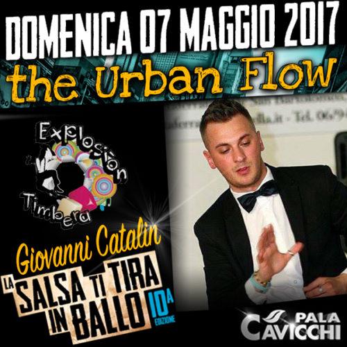 Giovanni Catalin - LA SALSA TI TIRA IN BALLO 2017