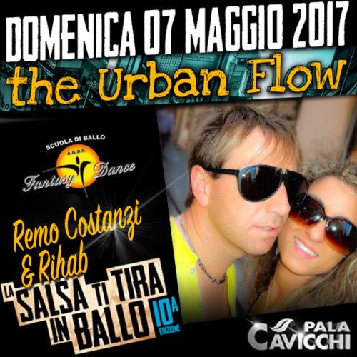 Remo Costanzi fantasy dance - LA SALSA TI TIRA IN BALLO 2017