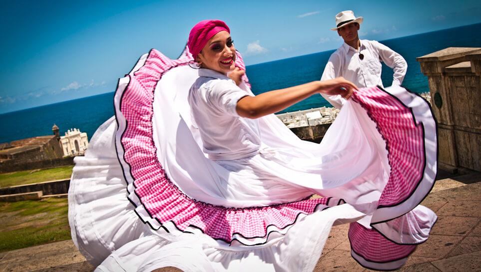 portorico danza e musica