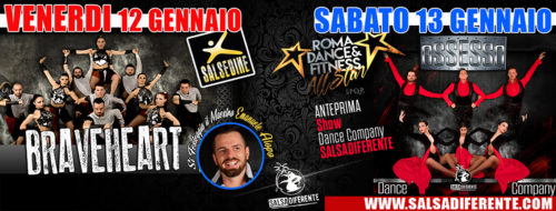roma dance all star